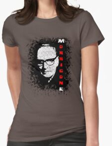 Ennio Morricone: Maestro series Womens Fitted T-Shirt