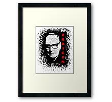 Ennio Morricone: Maestro series Framed Print