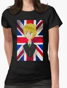 Aph England Hetalia Womens Fitted T-Shirt