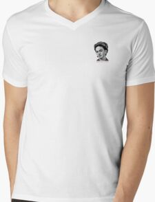 Eyebrows on fleek Mens V-Neck T-Shirt