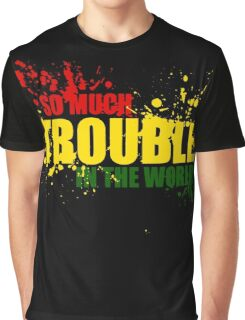 Trouble Graphic T-Shirt