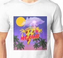 Mt.Phill Palm Trees 1 Unisex T-Shirt
