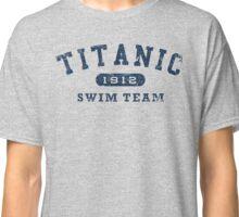 Titanic Swim Team Classic T-Shirt