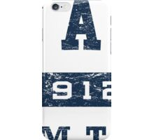 Titanic Swim Team iPhone Case/Skin