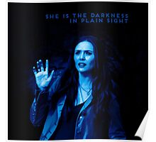 Scarlet Witch - Darkness Hidden in Plain Site Poster