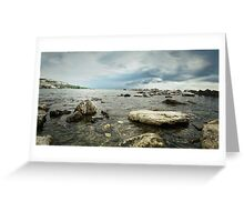 Seascape 1 Greeting Card