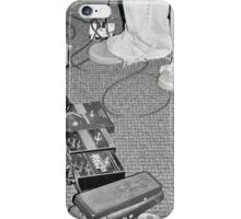 Guitar Pedals iPhone Case/Skin