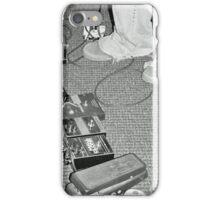 Guitar Pedals iPhone Case/Skin