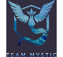 Pokemon Go - Team Mystic Photographic Print