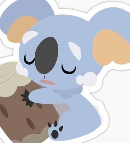 #??? - Komala Sticker