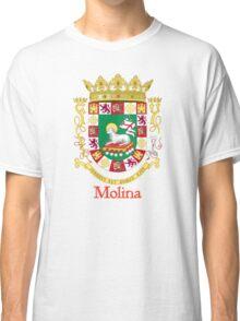 Molina Shield of Puerto Rico Classic T-Shirt