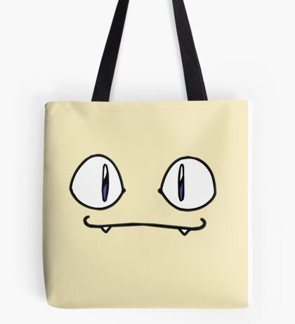 Meowth Face Tote Bag