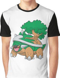 Torterra Graphic T-Shirt