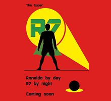 Ronaldo by day, R7 by night Unisex T-Shirt