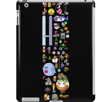 Super Mario World Sprites iPad Case/Skin