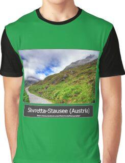 Summer trip to Tyrol, Austria Graphic T-Shirt