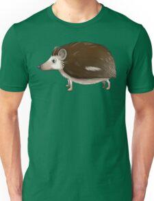 Cartoon Hedgehog Unisex T-Shirt