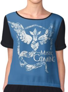 Pokemon Go - Team Mystic Chiffon Top