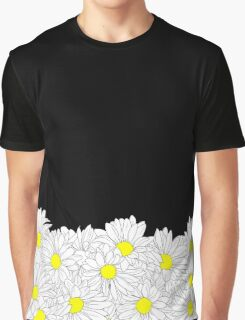 Daisy flowers Graphic T-Shirt