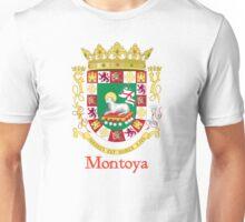 Montoya Shield of Puerto Rico Unisex T-Shirt