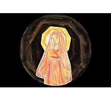 Amaterasu - Goddess  Photographic Print