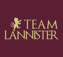 Team Lannister by AllisaB
