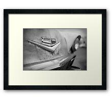Chevy Badge Framed Print