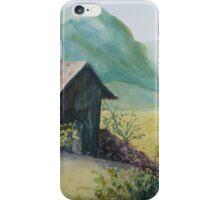Spring Shed iPhone Case/Skin