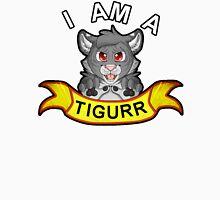 I am a Black Tigurr! Unisex T-Shirt