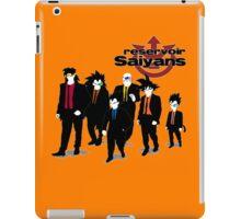 Reservoir Saiyans iPad Case/Skin