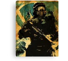 Master Chief Halo Guardians Canvas Print