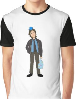A Carlyle a Day - Jimmy Graphic T-Shirt