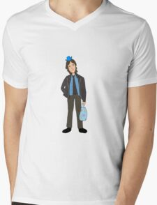 A Carlyle a Day - Jimmy Mens V-Neck T-Shirt