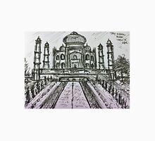 Taj Mahal, Agra  Unisex T-Shirt