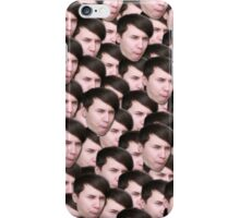 Dan Howell Sour Face Collage iPhone Case/Skin
