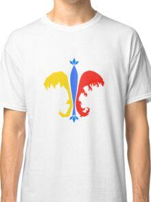 Fleur De Lis - Pokemon Go Teams Classic T-Shirt