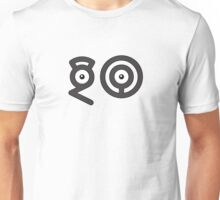 Pokemon Go - Unown - Go Unisex T-Shirt