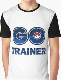 Pokemon Go Trainer Graphic T-Shirt