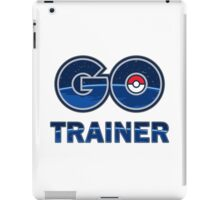 Pokemon Go Trainer iPad Case/Skin
