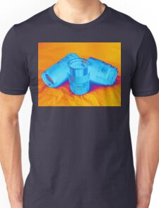 Pop Art Camera Lenses Unisex T-Shirt