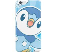 Piplup, Snowball Fight iPhone Case/Skin