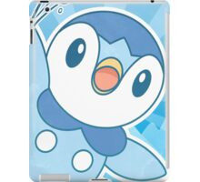 Piplup, Snowball Fight iPad Case/Skin