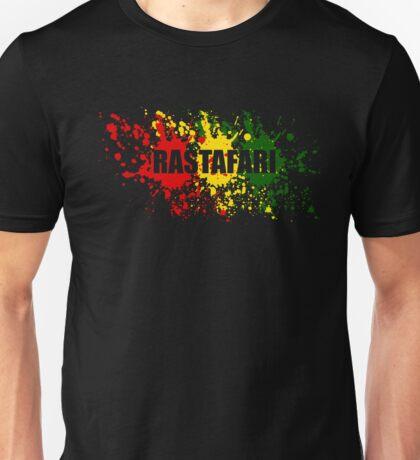 Rastafari Unisex T-Shirt