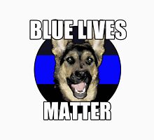 Blue Lives Matter  2 Unisex T-Shirt