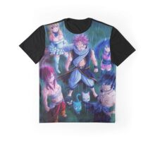 The Best Atack Fairy Tail Graphic T-Shirt