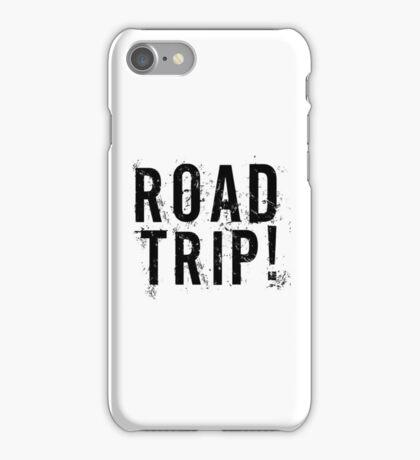 Road Trip Random Grunge Punk Holliday iPhone Case/Skin