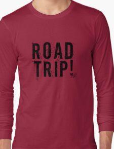 Road Trip Random Grunge Punk Holliday Long Sleeve T-Shirt