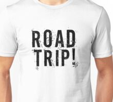 Road Trip Random Grunge Punk Holliday Unisex T-Shirt