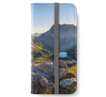 Alpine Paradise iPhone Wallet/Case/Skin