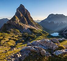 Alpine Paradise by Michael Breitung